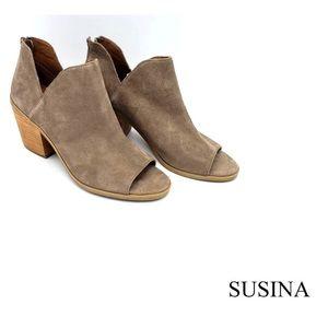 NWOB Susina Carina-Lea ankle boots